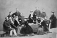 I-9057.0.1   Royal family group, copied 1863   Photograph   Anonyme - Anonymous     
