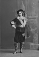 "II-123117 | Dr. Robert Wilson as ""Samuel de Champlain,"" costumed for Chateau de Ramezay Ball, Montreal, QC, 1898 