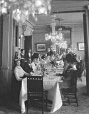 II-132676 | Mrs. Yates' dinner group, Montreal, QC, 1900 | Photograph | Wm. Notman & Son |  |