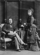 II-41590.1 | J. C. Chapais and lady, Montreal, QC, 1876 | Photograph | William Notman (1826-1891) |  |