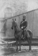 II-64888.1 | Veterinary Surgeon James Harris, Ottawa Field Battery, on horseback, Montreal, QC, 1882 | Photograph | Notman & Sandham |  |