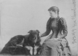 II-94249.1 | Mrs. C. G. Cluston and dog, Montreal, QC, 1891 | Photograph | Wm. Notman & Son |  |