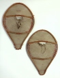 M10045 |  | Snowshoes | Anonyme - Anonymous | Aboriginal: Innu | Eastern Subartic