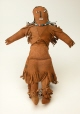M10341 |  | Doll | Anonyme - Anonymous | Aboriginal: Dene | Western Subarctic