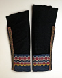 M10570 |  | Leggings | Anonyme - Anonymous | Aboriginal: Iroquois, Mohawk | Eastern Woodlands