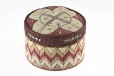 M109.0-1 |  | Container with lid | Anonyme - Anonymous | Aboriginal: Mi'kmaq | Eastern Woodlands