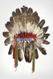 M14376 |  | Headdress | Anonyme - Anonymous | Aboriginal: Iroquois, Mohawk | Eastern Woodlands