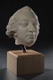 M15885 | Head from a Bust of George III, 1765 | Sculpture | Joseph Wilton |  |