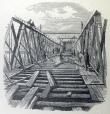 M15934.33 | Construction of the Deck Top Lining of Victoria Bridge | Print |  |  |