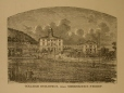 M16411 | College Buildings, near Sherbrooke Street | Print | John Henry Walker (1831-1899) |  |