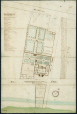 M1642 | Plan of the house and grounds of Philippe de Rigaud, Marquis de Vaudreuil, in Montreal | Manuscript |  |  |