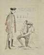 M1793 | General James Wolfe, at Quebec, 1759 | Drawing | George Townshend |  |