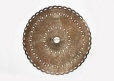 M19191 |  | Gorget | Anonyme - Anonymous | Aboriginal: Iroquois | Eastern Woodlands