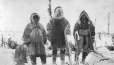 M2000.113.6.168 | Members of the Hudson Bay Railway Survey Party, Churchill, MB, 1908 | Photograph | Hugh A. Peck |  |