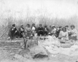 M2000.113.6.69 | Revillon Freres picnic for staff, Moose Factory, James Bay, 1909 | Photograph | Hugh A. Peck |  |