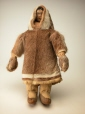 M2000.17.1 |  | Doll | Anonyme - Anonymous | Inuit: Akudnirmiut | Eastern Arctic