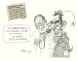 M2000.93.135 | Guy Bertrand Supports Access to Health Care in English | Drawing | Serge Chapleau |  |