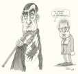 M2000.93.139 | Okay, I'll call the referendum! | Drawing | Serge Chapleau |  |
