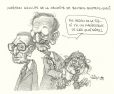 M2000.93.194 | Chrétien Takes Charge of Securtiy for Boutros Boutros-Ghali | Drawing | Serge Chapleau |  |