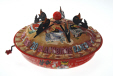 M2001.49.2.1-2 | Musical Blackbird Pie | Jouet | Mattel |  | 