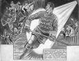 M2001.74.10 | Hockey Season 1940-1941 | Drawing | Frank Duggan |  |