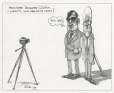 M2001.99.23.1-2 | Meeting of Bouchard and Clinton: Will There be a Photo Session? | Montage (computer drawing) | Serge Chapleau |  |