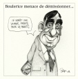 M2002.131.133.1-2 | Boulerice Threatens to Quit | Montage (computer drawing) | Serge Chapleau |  |