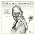 M2002.131.146.1-2 | Ouimet Decides Not to Run | Montage (computer drawing) | Serge Chapleau |  |