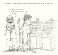 M2002.131.6 | Video Poker Revenues to Be Directed to Health Care | Drawing | Serge Chapleau |  |