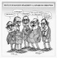 M2003.143.13.1 | Suburban delegates: Corruption? Not us... | Montage (computer drawing) | Serge Chapleau |  |