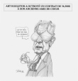 M2003.143.158 | Art Eggleton awards $36,500 contract to ex-girlfriend: I don't see anything wrong... | Drawing | Serge Chapleau |  |