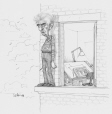 M2003.143.184 | Johnson quits politics | Drawing | Serge Chapleau |  |