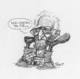 M2003.143.210 | We didn't bend... | Drawing | Serge Chapleau |  |