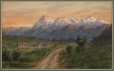 M2003.145.2 | Foothills of the Rockies | Painting | Thomas Mower Martin |  |