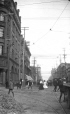 M2003.28.9 | Corner of McGill and St. James Streets, Montreal, QC, 1907 | Photograph | Burkewood Welbourn |  |