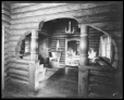 M2003.8.6.5006 | Archway at Saran Chai, Val David, QC, ca 1925 | Photograph | Rice |  |