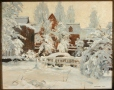 M2004.137.2 | First Snow | Painting | Richard Jack, 1866-1952 |  |