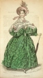 M2004X.6.2.72 | Walking Dress (from The Ladies' Cabinet) | Print |  |  |