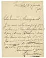 M2005.114.5.2.1 | Letter written by Sir Lomer Gouin to Honoré Beaugrand | Letter |  |  |
