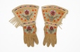 M2005.34.2.1-2 |  | Gloves | Anonyme - Anonymous | Aboriginal: Western Cree or Métis | Western Subarctic