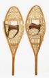 M2005.35.1.1-2 |  | Snowshoes | Anonyme - Anonymous | Aboriginal: Huron-Wendat | Eastern Woodlands