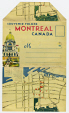 M2006.14.52.1-16 | Souvenir Montreal Canada | Postcard | Photogelatine Engraving Co. Limited |  |