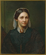 M2007.124.1 | Portrait of Anne Jane Cathcart (1828-1872), wife of Duncan Bell | Photograph | Henry Sandham |  |