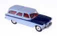 M2007.83.332 | Ford Zephyr | Car, toy | Mettoy Co. Ltd. |  |