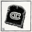 M2008.142.18 | The Canadiens | Drawing | Aislin (alias Terry Mosher) |  |