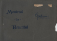 M2008.52.14.1-30   Montreal the Beautiful - Goodwins Montreal limited   Album   Valentine & Sons Publishing Co. Ltd     