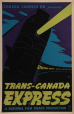 M2010.62.17 | Trans-Canada Express | Print | Harry Mayerovitch |  |