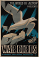 M2010.62.18 | War Birds | Print | Harry Mayerovitch |  |