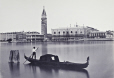 M2010.89.1.151 | Gondola, Doge's Palace and the Campanile across the water, Venice, Italy, about 1865 | Photograph | Carlo Ponti |  |