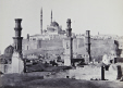 M2010.89.1.26 | Saladin Citadel and the Mosque of Mohammed Ali Pasha, seen from the Tombs, Cairo, Egypt, about 1865 | Photograph | Wilhelm Hammerschmidt |  |